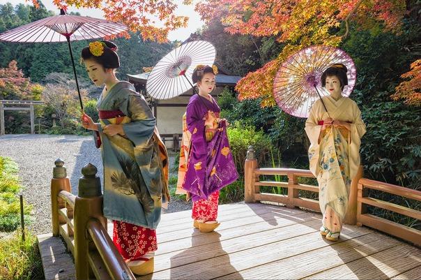 kimono nu