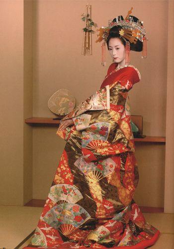 ki thuat may kimono nhat ban