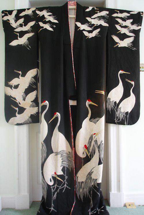kĩ thuật may áo kimono