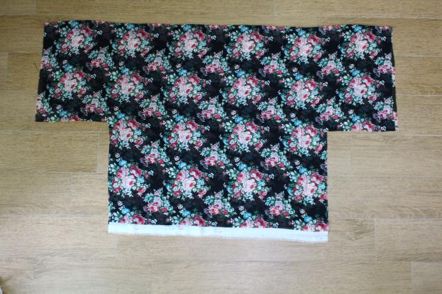 cách may áo kimono đơn giản