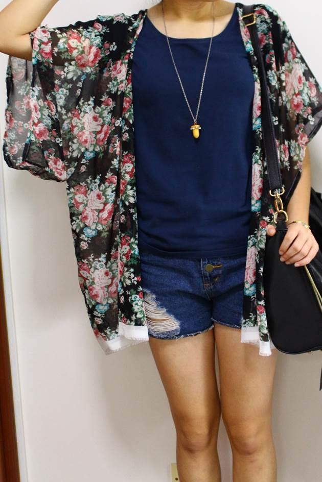 may ao kimono